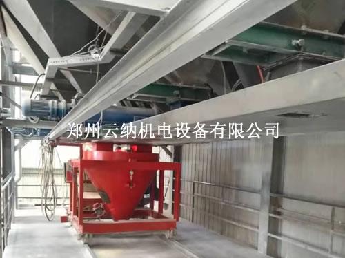 <b>偃师中岳耐材-预制件自动配料线</b>