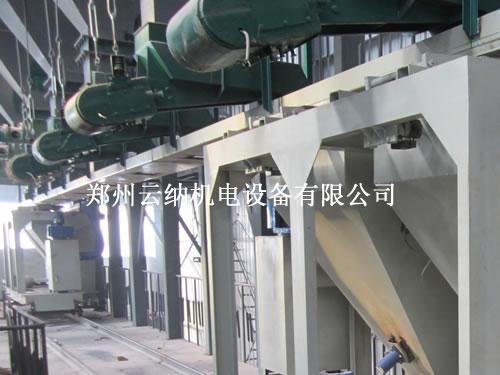 <b>郑州奥达耐材-高铝砖自动配料线</b>