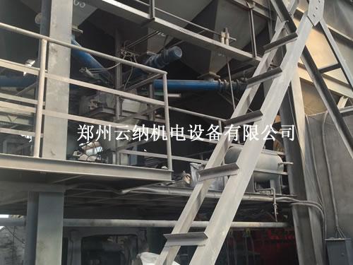 <b>偃师中岳耐材-引流砂自动配料线</b>